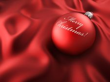 Free Christmas Ornament Stock Photos - 17376523