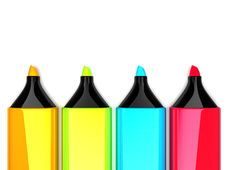 Free Marker Stock Photo - 17376560