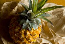 Free Pineapple Fruit Royalty Free Stock Photography - 17376957