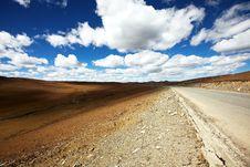 Free Rural Road Royalty Free Stock Photo - 17377205