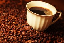 Free Cup Of Coffee Stock Photos - 17377213