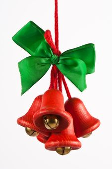 Free Jingle Bells Stock Photography - 17378352