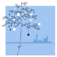 Free Christmas Tree Royalty Free Stock Image - 17378526