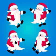 Free Santa Claus Royalty Free Stock Images - 17378589