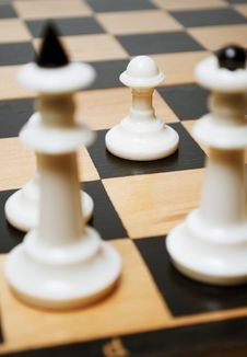 Free Chess Royalty Free Stock Photo - 17378645