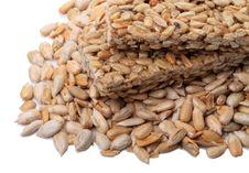Free Sunflower Seed Kernels Stock Image - 17378791