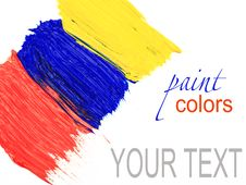 Free Color Paint Royalty Free Stock Images - 17380169