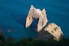 Free Golden Gate Rock In Kara-Dag Mountains Stock Photo - 17380220
