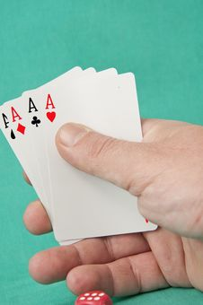 Free Casino Theme Stock Image - 17380391