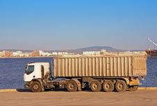 Free Cargo Lorry Stock Photos - 17381293