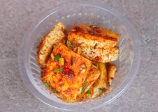 Free Fried Bean Curd Stock Image - 17384331