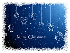 Free Christmas Background Stock Photo - 17384400