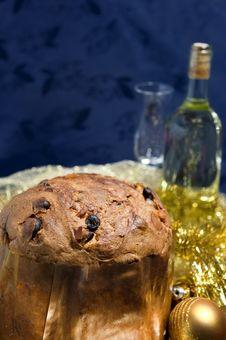 Close Up Of A Cake Royalty Free Stock Photos