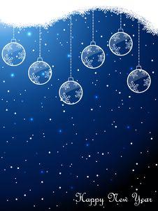 Free Beautiful Christmas Background Royalty Free Stock Photos - 17384458