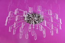 Free Chandelier. Stock Photos - 17384493
