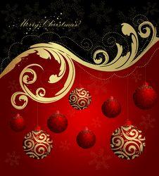 Free Christmas Card Stock Photos - 17384783