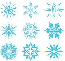 Free Snowflakes Stock Photos - 17385393