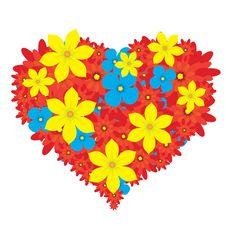 Free Heart Royalty Free Stock Photos - 17385718
