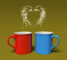 Free Two Mug Stock Photos - 17385743