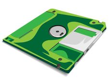 Free Floppy Disc Royalty Free Stock Image - 17386476