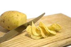 Free Potato Stock Images - 17386814
