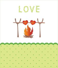 Free Card Love Stock Photos - 17387123