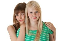 Free Portrait Of Two Friends Royalty Free Stock Photo - 17388915