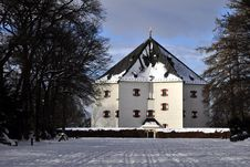 Free Chateau Hvezda Stock Photography - 17389362