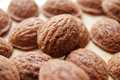 Free Nut Cookies Royalty Free Stock Photography - 17391257