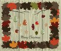 Free Christmas Garland Royalty Free Stock Image - 17395986