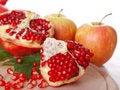 Free Pomegranate Fruit Stock Image - 17399321