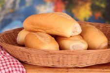 Free Bread Roll Hot Dog Bun Royalty Free Stock Photos - 17390228