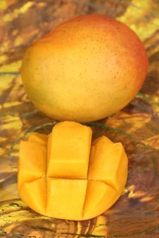 Free Mango Royalty Free Stock Photos - 17390248