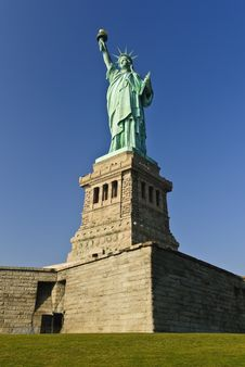 Free The Statue Of Liberty Stock Image - 17390501