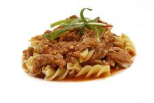 Free Pasta Stock Image - 17391811