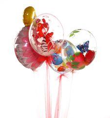 Free Five Balloones Stock Photo - 17391860