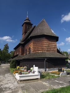 Free The Wooden Church Stock Images - 17393504