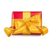 Free Beautifully Packed Box Royalty Free Stock Photography - 17393837