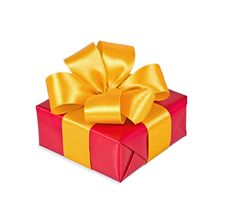 Free Beautifully Packed Box Royalty Free Stock Images - 17393879