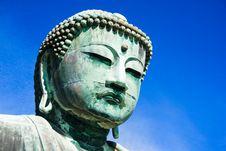 Free Kamakura Head Stock Photos - 17394313