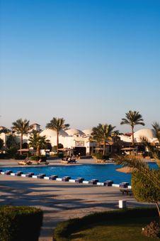 Free Hotel Resort Stock Image - 17394441