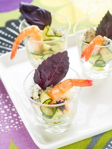Free Appetizer Stock Photography - 17394542
