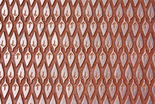 Free Patterned Metal Stock Image - 17394591