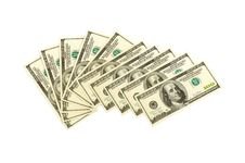 Free Heap Of Dollars Stock Photo - 17394600