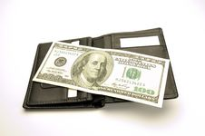 Free American Dollars Stock Photography - 17394652