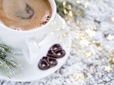 Free Coffee Royalty Free Stock Photo - 17394725