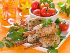 Free Kebab Stock Photography - 17395012