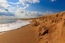 Free Sea And Sand Beach Stock Photo - 17395860