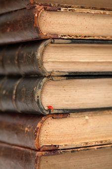 Free Old Books Background Stock Photo - 17396050