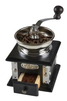 Free Coffee Mill Stock Image - 17397521